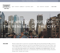 Church of the City of New York